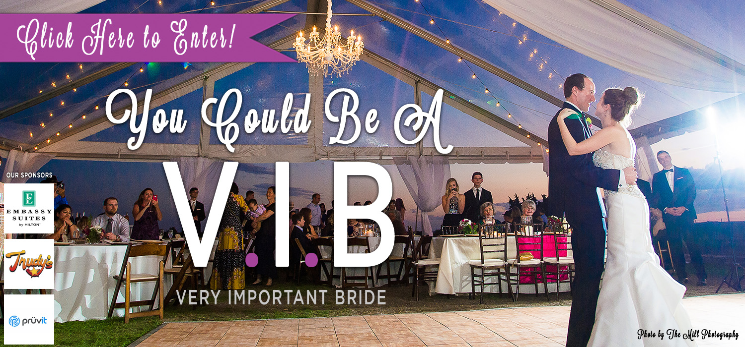 You could be a very important bride!