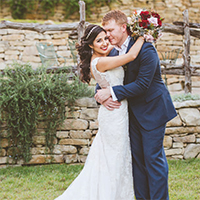 Ambar & Robert in their Real Wedding in the Texas Wedding Guide